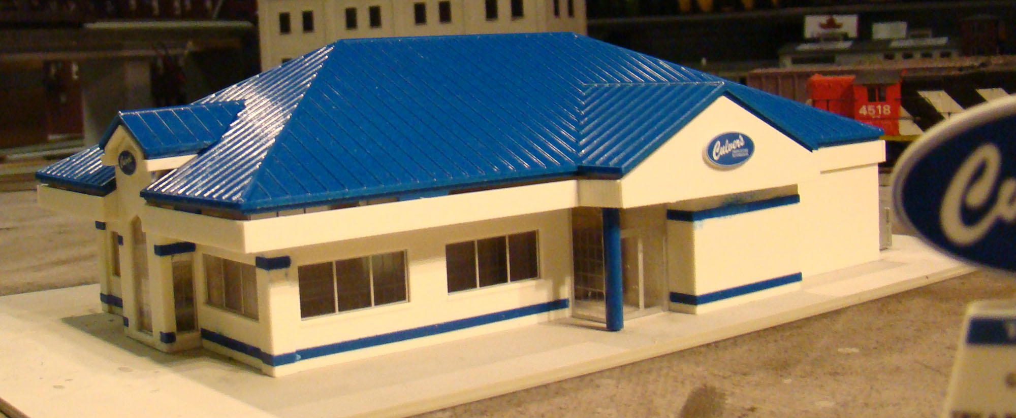 walthers culvers restaurant